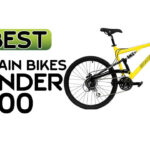 7 Best Mountain Bike Under 500 USD Buyer's Guide [2021 UPDATED]