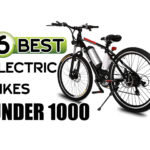 6 Best Electric Bikes Under 1000 USD [2021 UPDATED]