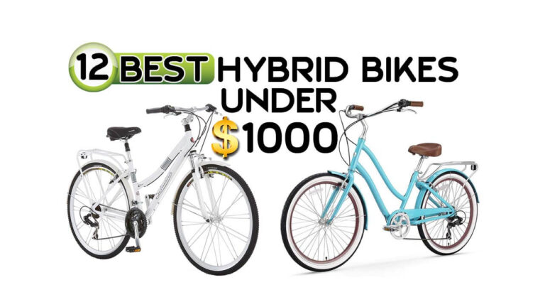 Best Hybrid Bikes under 1000 USD