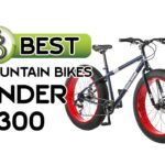8 Best Mountain Bike Under 300 2021 [Buying guide]