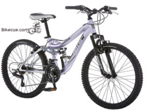 Mongoose Maxim Girls Mountain Bike