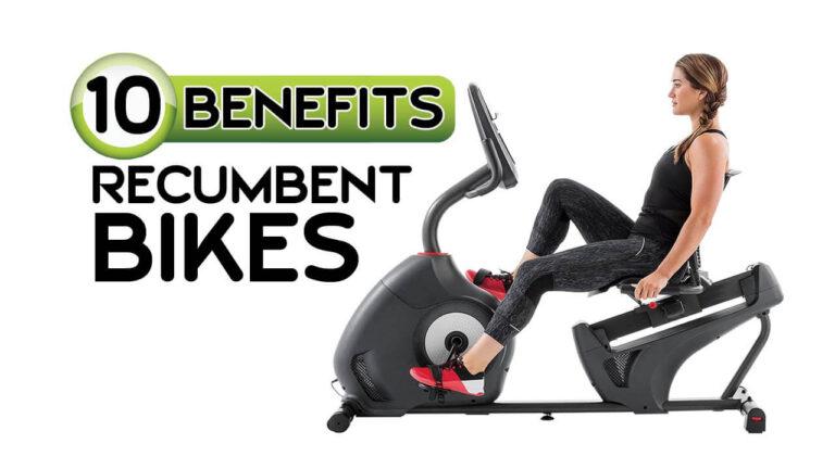 Recumbent Bikes Benefits