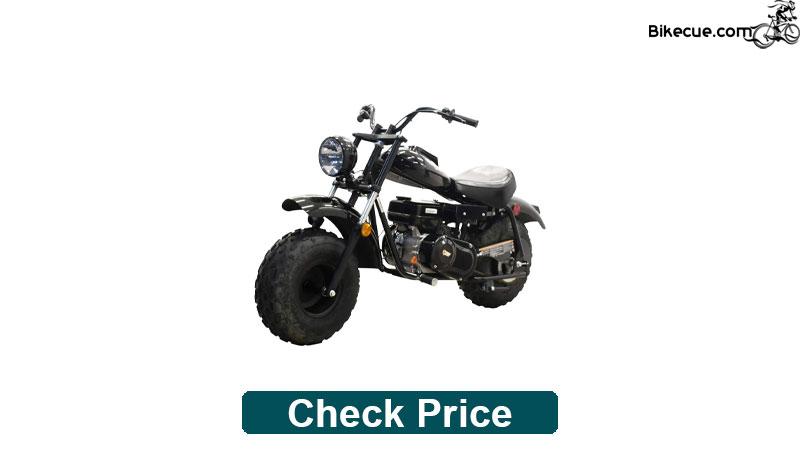 Warrior200 Super-Engine Mini Moto Bike